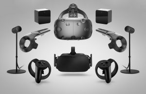 De twee grote high end virtual reality headsets