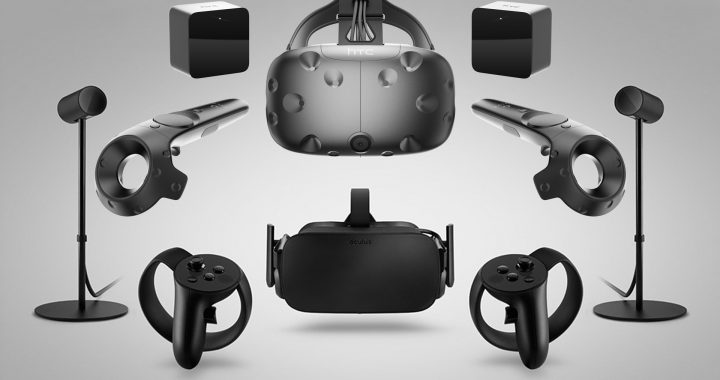 High end VR Headsets