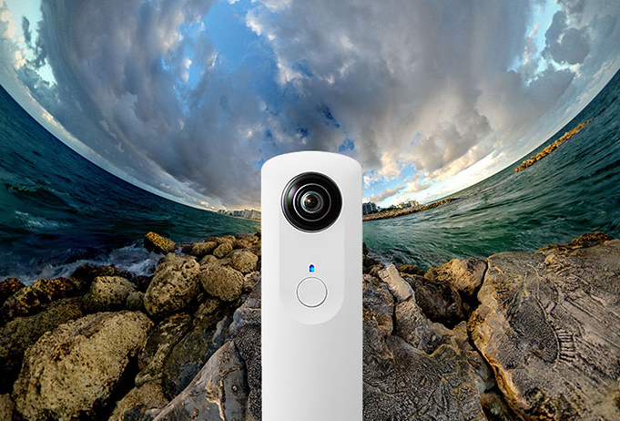 virtual reality camera voor vr apps