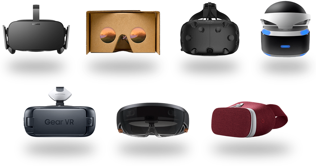 virtual reality software bril om vr apps te zien
